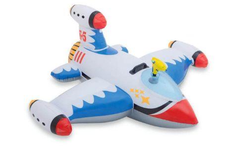 Космический корабль INTEX с водным ружьем 147х127см, 56539
