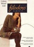 Cotton Wool 160 Женские колготки FILODORO CLASSIC