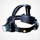 Налобный тактический фонарь Atomic Beam Headlight