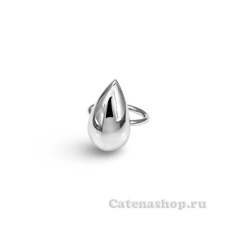 """Кольцо серебряное """"Семя"""""""