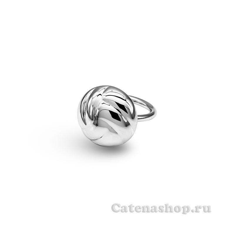 """Кольцо серебряное """"Многогранность"""""""