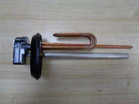 ТЭН_1,2 кВт RCA (К) термостат,анод,фланец