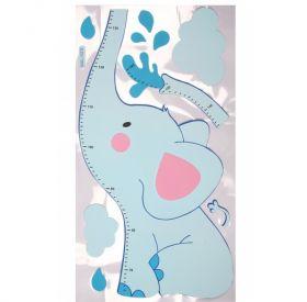 Ростомер слон (наклейка) 85*40