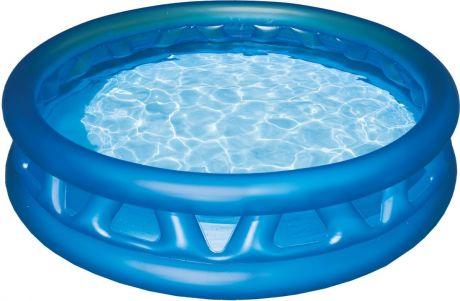 Детский надувной бассейн Intex 58431 «Летающая тарелка», 188 х 46 см
