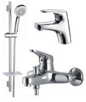 Комплект для ванны Kaiser County 5500К хром