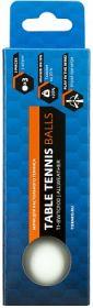 Мячи для настольного тенниса Torneo, 3 шт TI-BWTO100