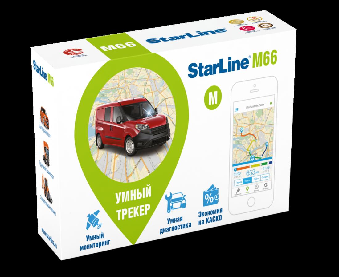 StarLine M66M