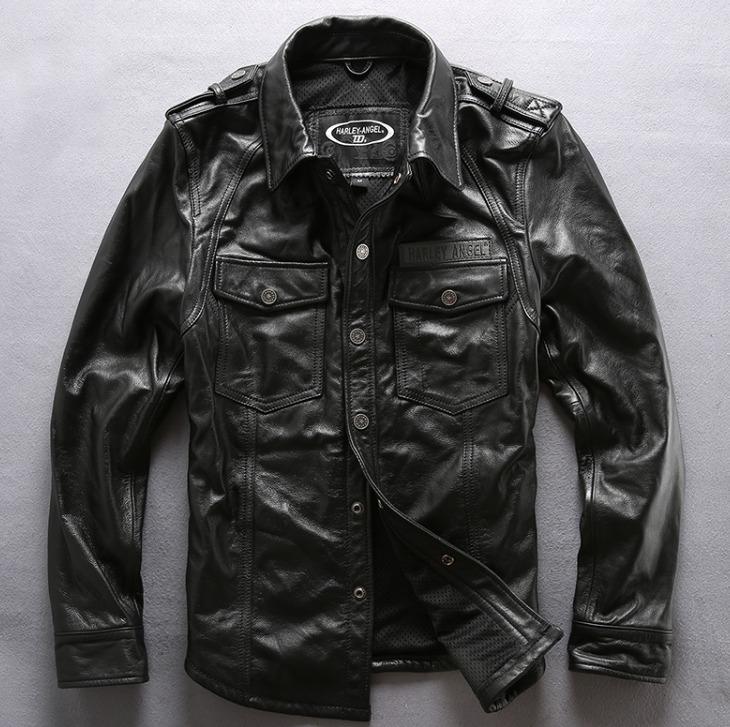 Кожаная куртка Harley Angel ha-95171