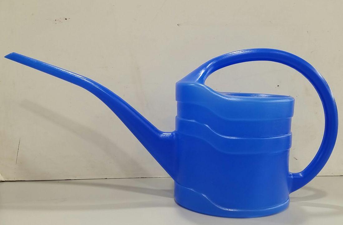 Лейка с узким носиком в ассортименте, 1,3л (цвет синий)
