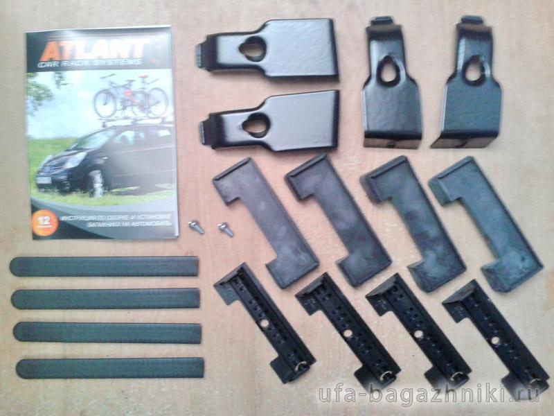 Адаптеры для багажника Volkswagen Golf 7 12-..., Атлант, артикул 7138