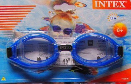 Детские очки для плавания Intex 55608, от 8 лет