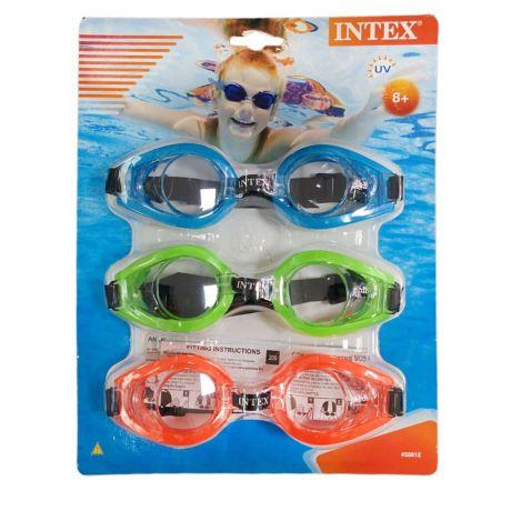 Очки для плавания 55612 Intex