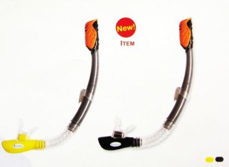 Трубка Intex Гипер Флоу от 3 до 10 лет 55924