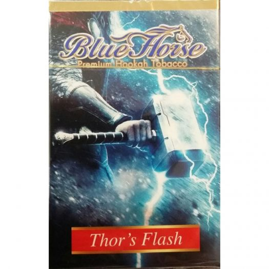 Табак для кальяна Blue Horse - Thors Flash