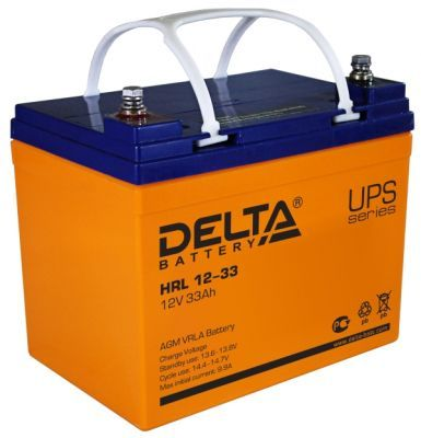 Delta HRL 12-33