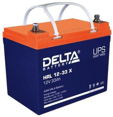 Delta HRL 12-33 X
