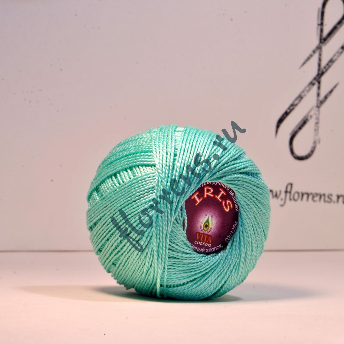 Пряжа Iris / 2131 мята