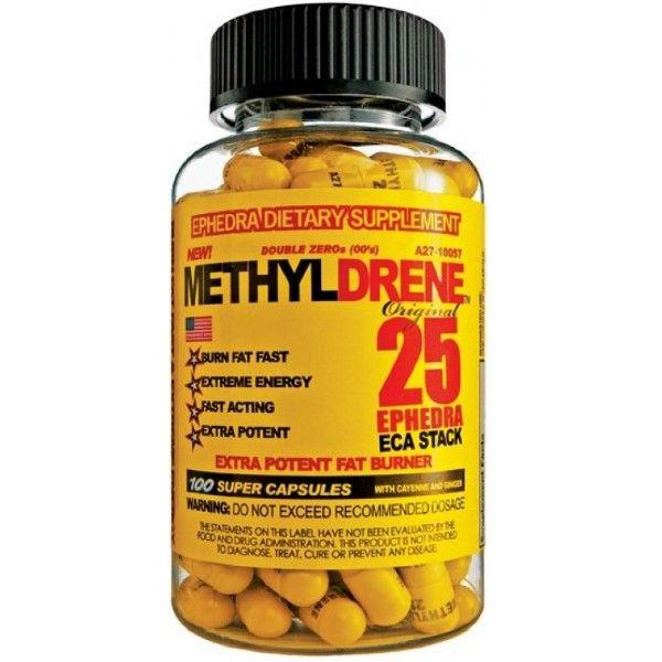 Methyldrene 100 табл  скл2 1-2дня