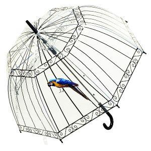 Зонт Клека с попугаем трость