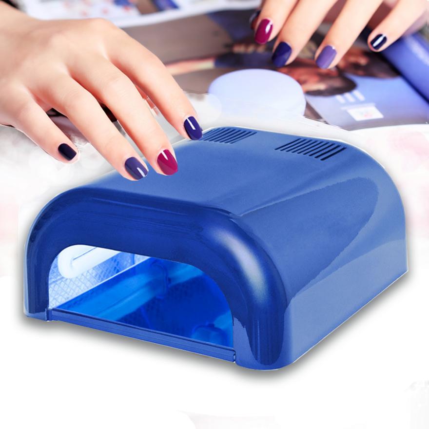 Лампа для Гель-Лака Professional Nail Ggel Uv Lamp