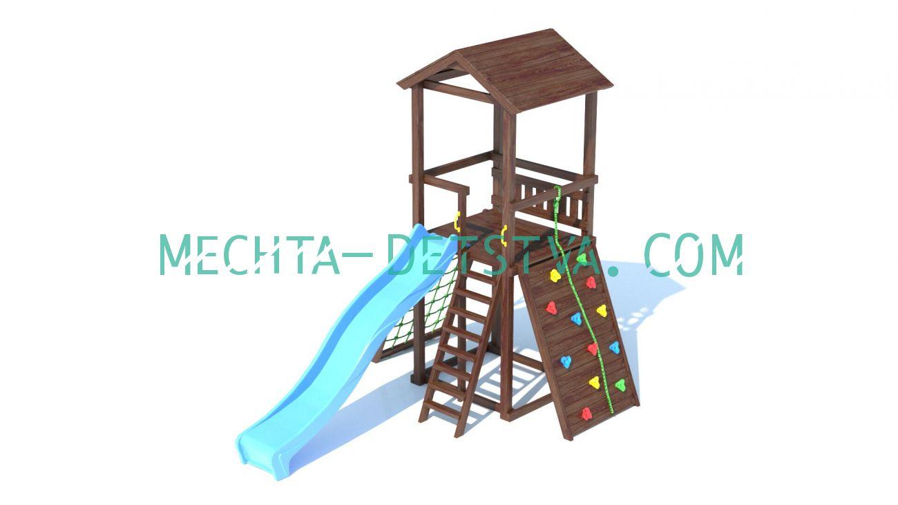 Детский игровой комплекс A 1.1