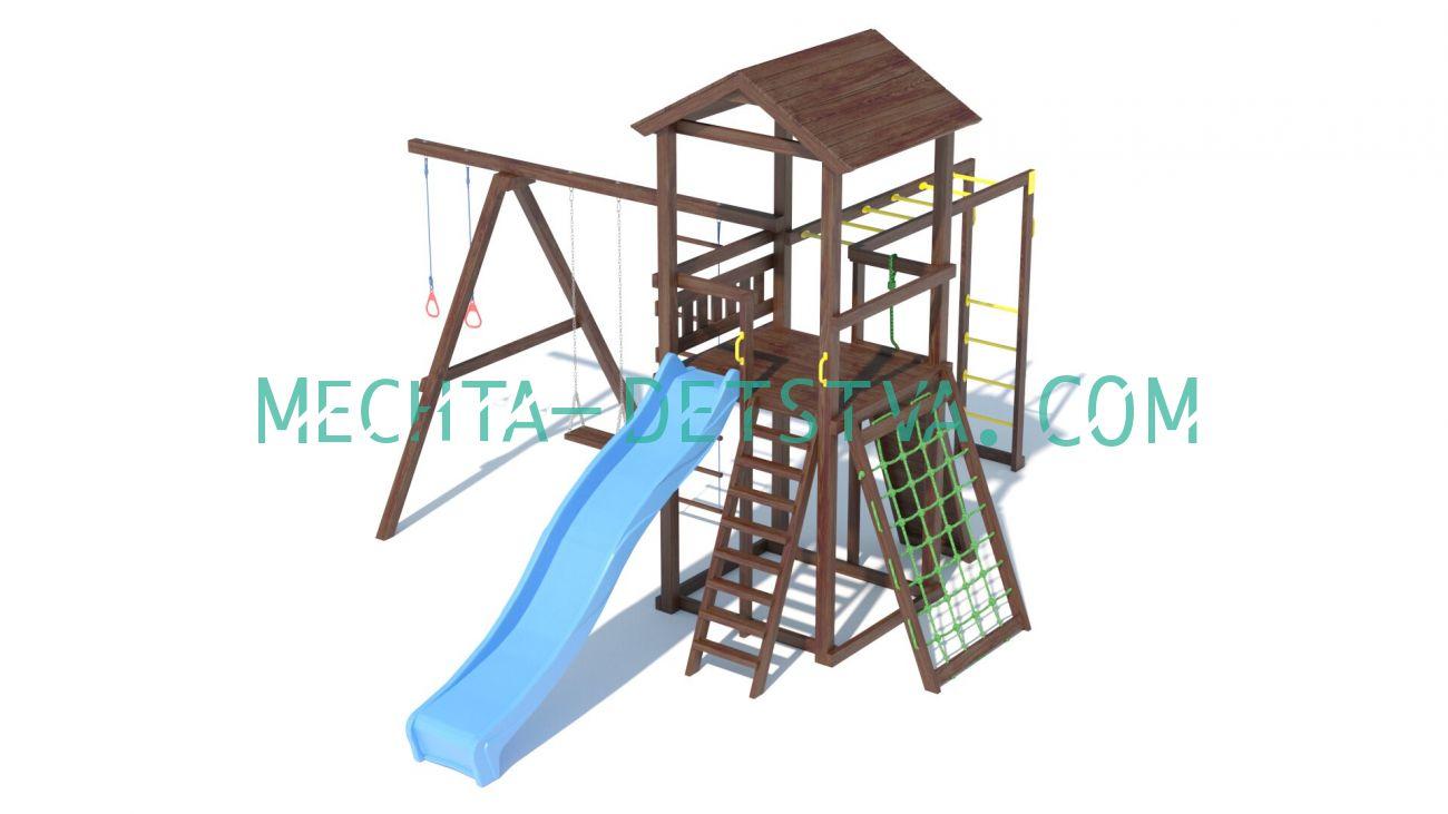 Детский игровой комплекс A 3.3