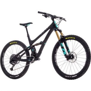 Yeti SB5 Turq X01 Eagle Complete Bike 2018 raw