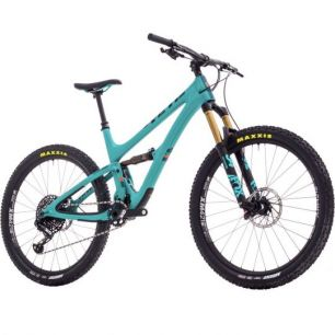 Yeti SB5 Turq X01 Eagle Complete Bike 2018 blue
