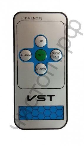 Пульт к часам эл. VST770Т/771T