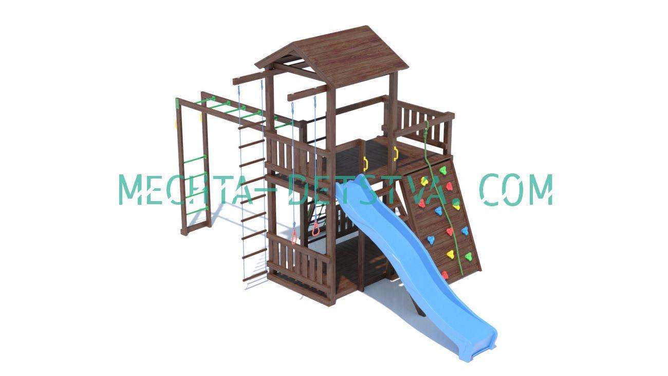 Детский игровой комплекс В 1.3