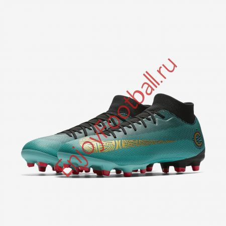 Бутсы NIKE SUPERFLY VI ACADEMY CR7 FG/MG AJ3541-390