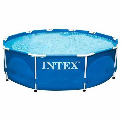 Каркасный бассейн Intex 28200 (56997). Сборный Metal Frame 305 x 76 см