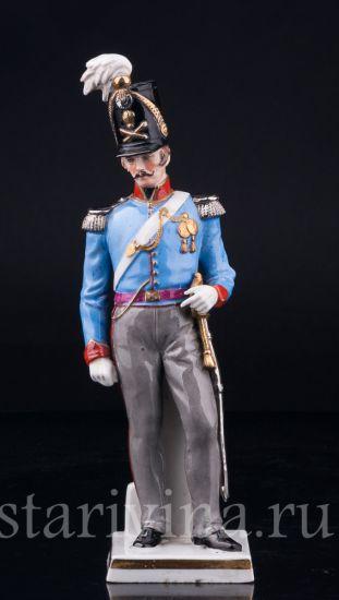 Изображение Офицер артиллерии, 1833 г, Дрезден, Германия