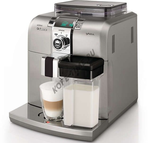 Кофемашина Philips Saeco HD 8838/09 Syntia Cappuccino