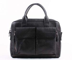 Кожаная сумка/портфель