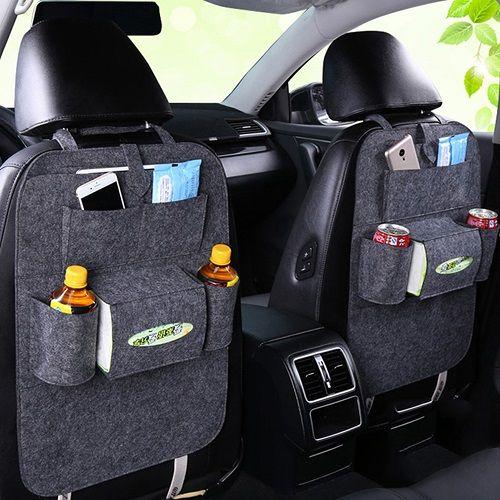 Органайзер для спинки сиденья автомобильный