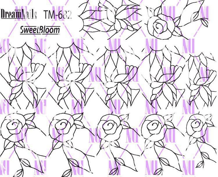 Слайдер Dream Nails TM-682