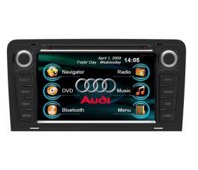 Штатная магнитола Audi A3 (2003 - 2010)