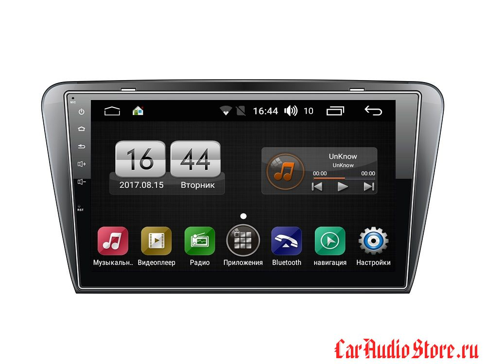 FarCar s170 для Skoda Octavia на Android (L1050BS)