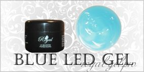 BLUE LED ROYAL GEL 250 гр