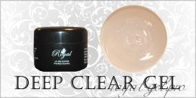 DEEP CLEAR  ROYAL GEL 250 гр