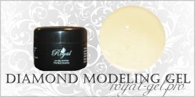 MODELING DIAMOND ROYAL GEL 50 мл