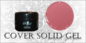 COVER SOLID  ROYAL GEL 50 мл