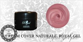 CREAM COVER NATURALE  ROYAL GEL 30 мл