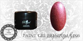 КР05 Royal PREMIUM гель краска 5 мл.