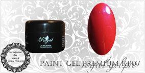 КР07 Royal PREMIUM гель краска 5 мл.
