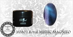 MM01 Royal MISTIC MAGNITO гель краска 5 мл.