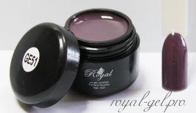 GE51 Royal ENAMEL гель цветной 5 мл.