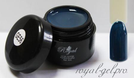 GE56 Royal ENAMEL  гель цветной 5 мл.