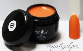 GP05 Royal PARFUME гель цветной 5 мл.